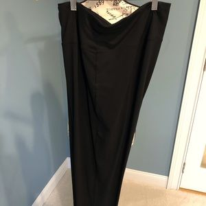 J Jill Wearever smooth-fit, slim-leg pant, XL